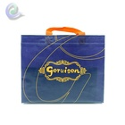 Factory Price Custom Heat Seal Eco Friendly Non woven shopping bag tote bag with logos