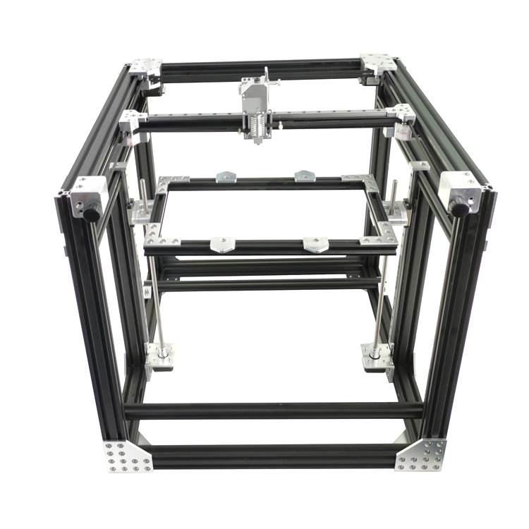 BLV Cube 3D Printer Extrusions Kit