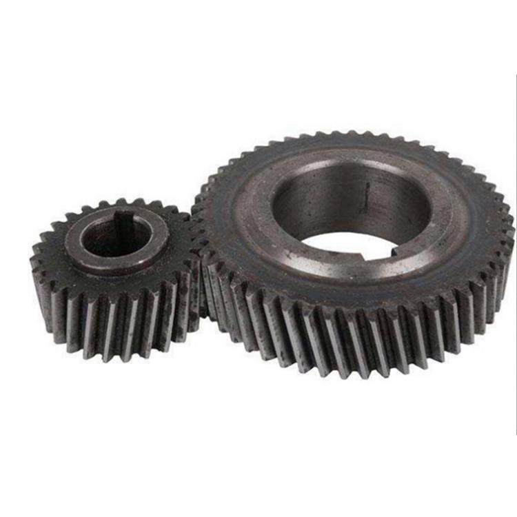 Factory supplies high precision steel pinion gear Cylindrical Gear