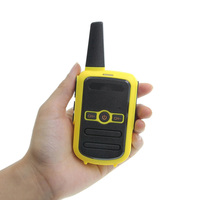 China New Design 8-22 Channels 1 km range walkie talkie Toys