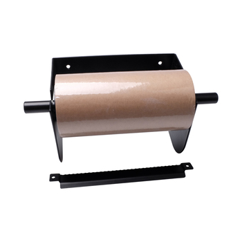 Wall Mounted Kraft Paper Roll Holder Dispenser With Jagged Blade Buy Paper Cutter Paper Roll Cutter Paper Roll Cutter Dispenser Product On Alibaba Com