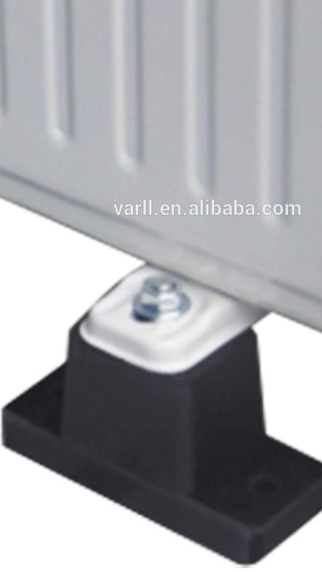 Condicionador de ar Anti Almofadas de Isolador de Vibração de Borracha Absorção de Choque De Montagem Suporte para Unidades de Condensadores
