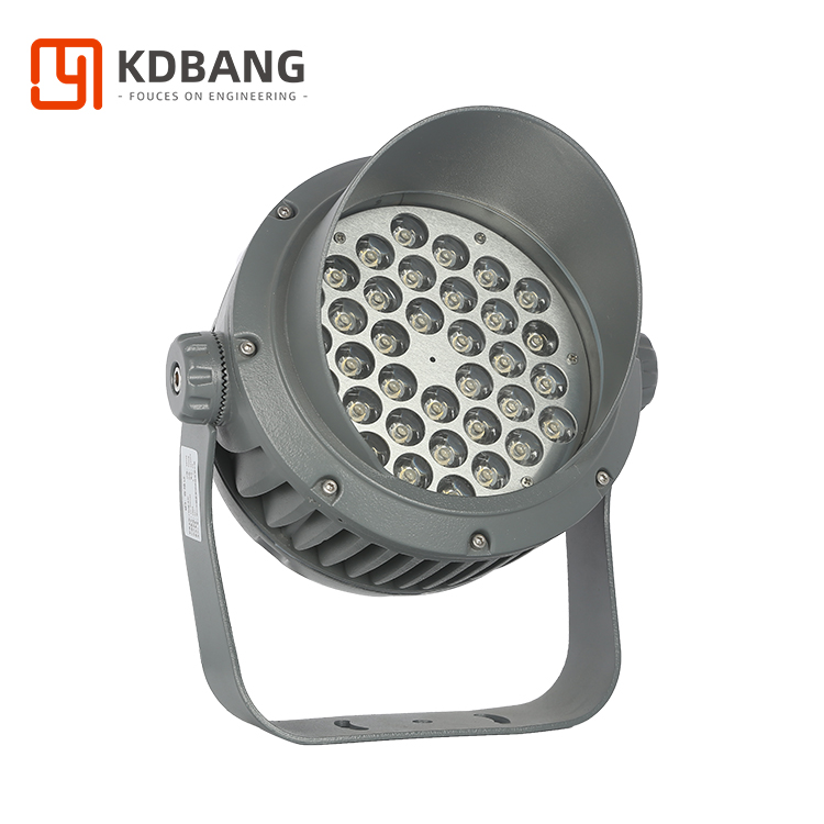 KDBANG Narrow beam IP65 6w 18w 36w 72w 108w 180w indoor rgb customize dmx 512 outdoor led spot light