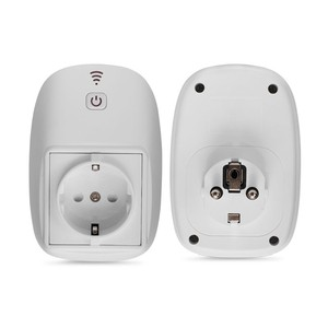 CZ120 IOT Plug Socket  All Standard Smart Socket Plug Case Wifi Socket and Plug PCB Box Housing Apply to Smart Home Automation