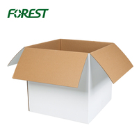 Custom design made printed product cardboard packaging shipping carton box with logo