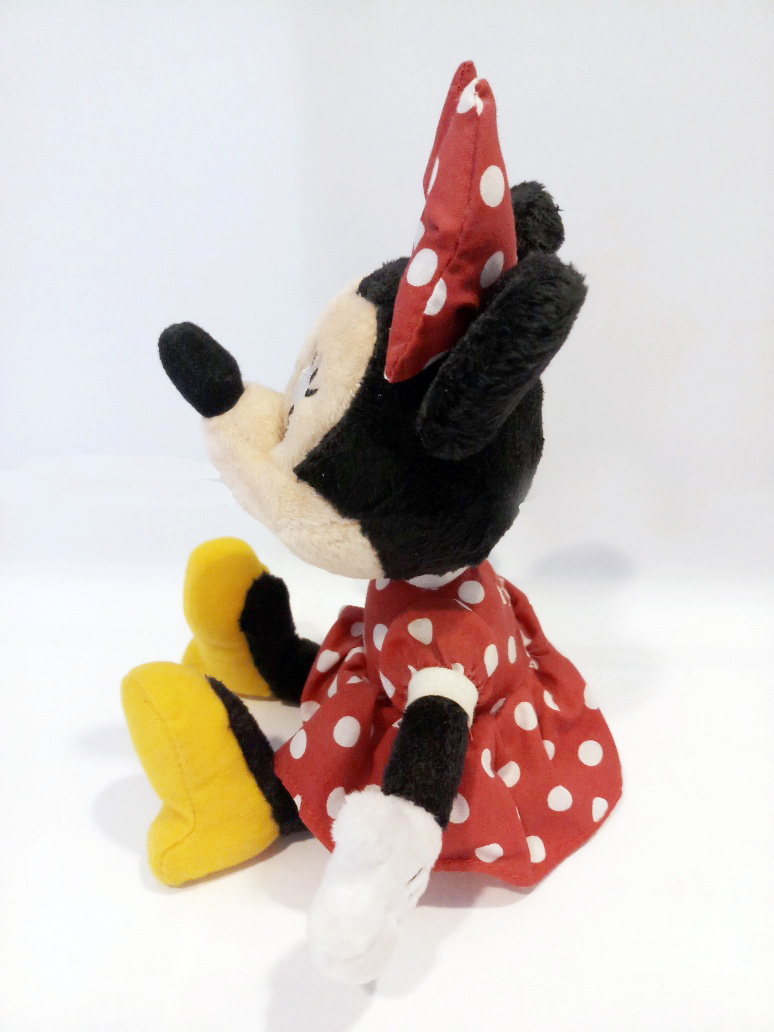OEM Stuffed Animal mouse Toy Doll Cute Fox Soft Gift Embroidery Oem Customized mickey mouse Plush