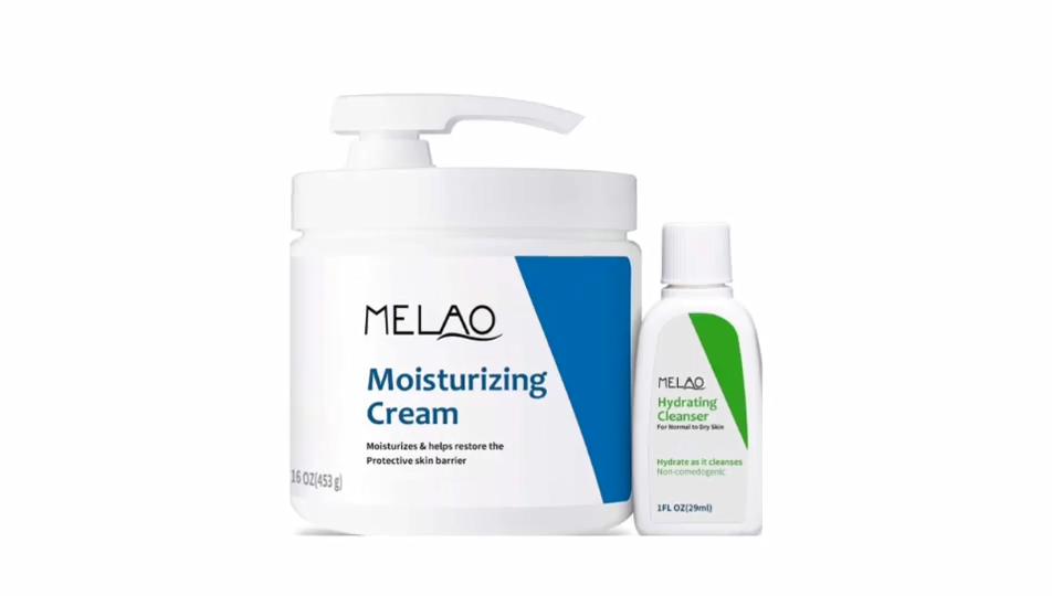 Kulit Asam Hyaluronic Moisture Cream Oem Kecantikan Brightening Gel Perawatan Lightening Whitening Pelembab