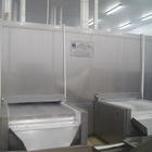 Iqf Tunnel Freezer for seafoods, poultry, pastry and fruits