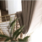 Wholesale Curtain Good Quality Wholesale Customize Blackout Curtain Attractive Style Livingroom Curtain Cloth