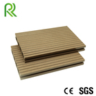 Wood Composite Composite Decking Boards Anti Uv Water Resistance Green Decking Wpc Wood Plastic Composite Flooring Board