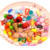 DIY Necklace Earring for Child Girl mixed designs slime sweet lollipop cute resin candy charms