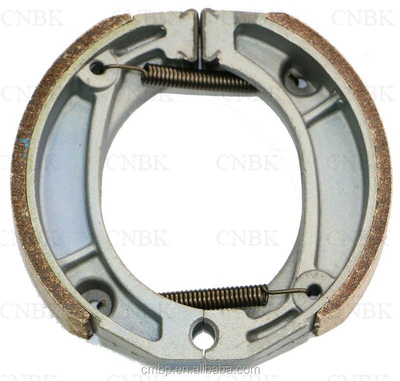 Pastilhas de freio set caber HONDA XL 100 (78-85) 125 (79-84) 125 (74-76) XR 75 (75-79) 80 (79-84) 100 (81-84) XR200 XR200R 200 R (80-02)