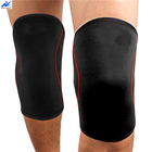 7 mm to 5 mm Neoprene Knee Sleeve Compression & Support for Cross fit Weightlifting
