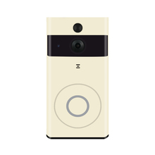 Design attrayant WiFi Wireless Video Doorbell Two-Way Talk Smart Door Bell Security Camera HD