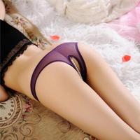 NK014 Open Crotch Underwear Pearls Female Erotic Lingerie Crotchless Women Sexy Panties Thongs G String