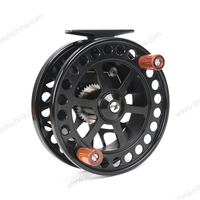 Silky smooth floating centerpin fly reel center pin reel