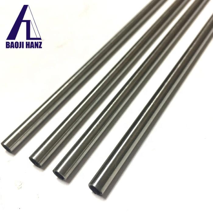 ASTMF2633 superelastic nitinol tube/ pipe for sale