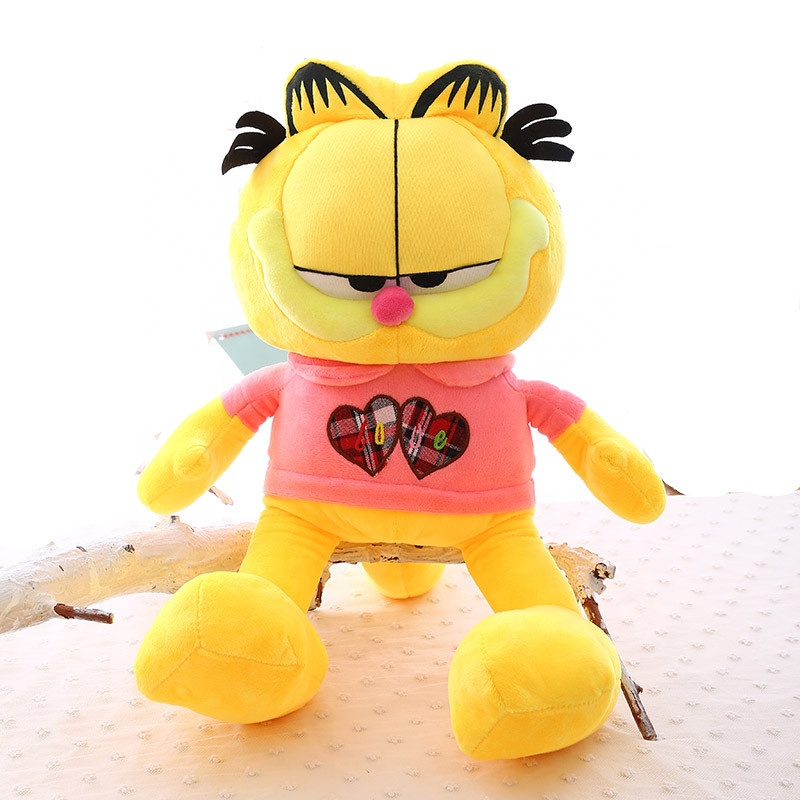 Big plush toy garfield ตุ๊กตาตุ๊กตา 100% pp cotton filling