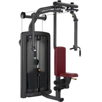 Manufacturer wholesale hot sale fitness equipment fitness gym equipment machine Chest trainer Back muscle trainer