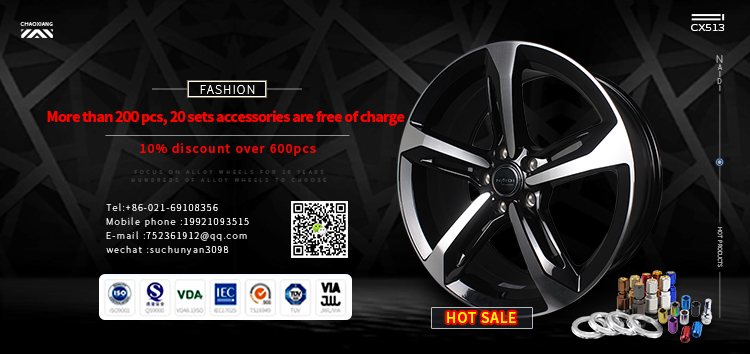 SL 513 2020 new style 17 18 19  inch  low Pressure casting alloy wheel rims  aftermarket for German Japanese and Korea car