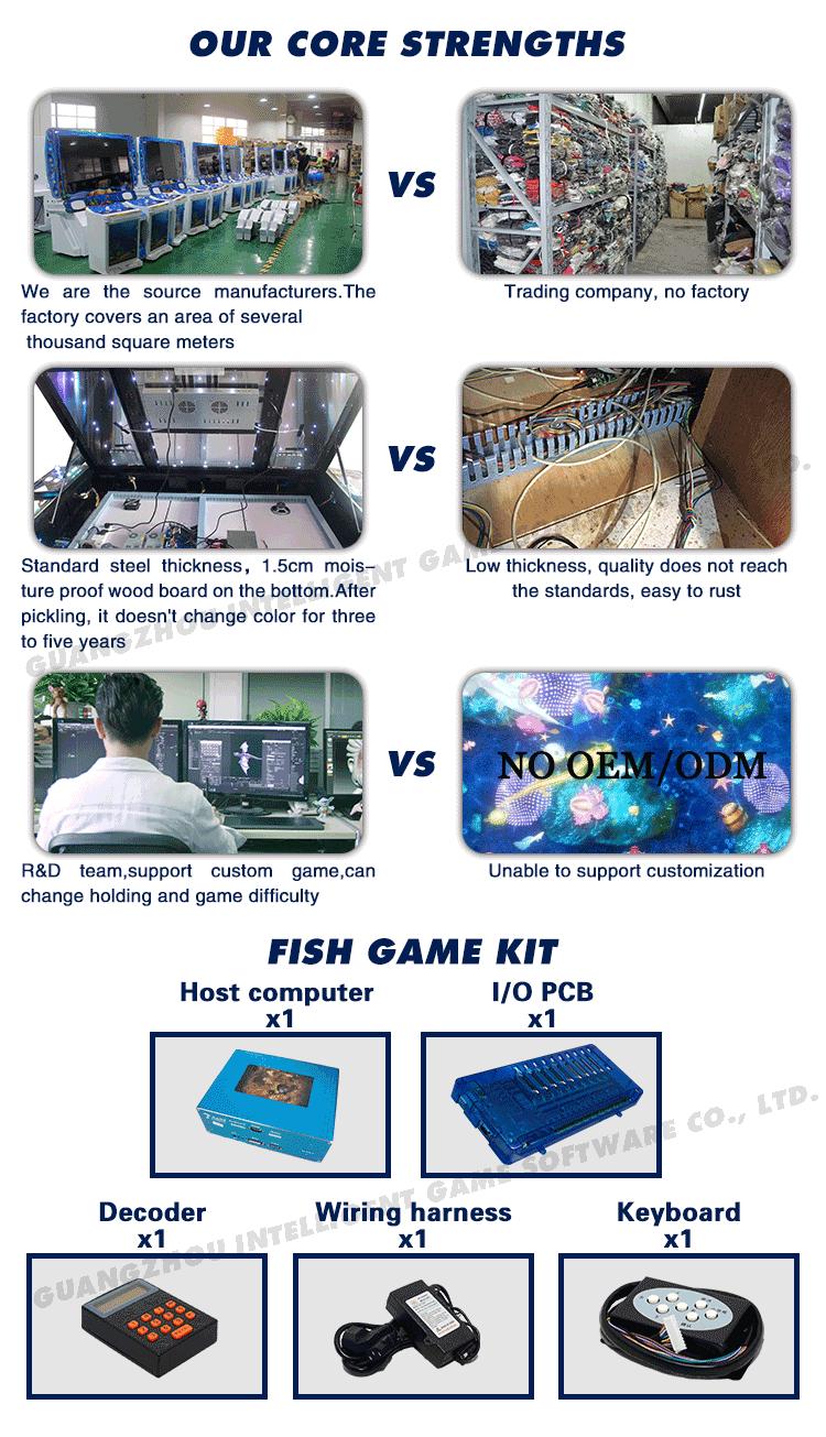 Kirin vs ปลาซอฟต์แวร์เกมปลาเกมตารางการพนันเครื่องขาย