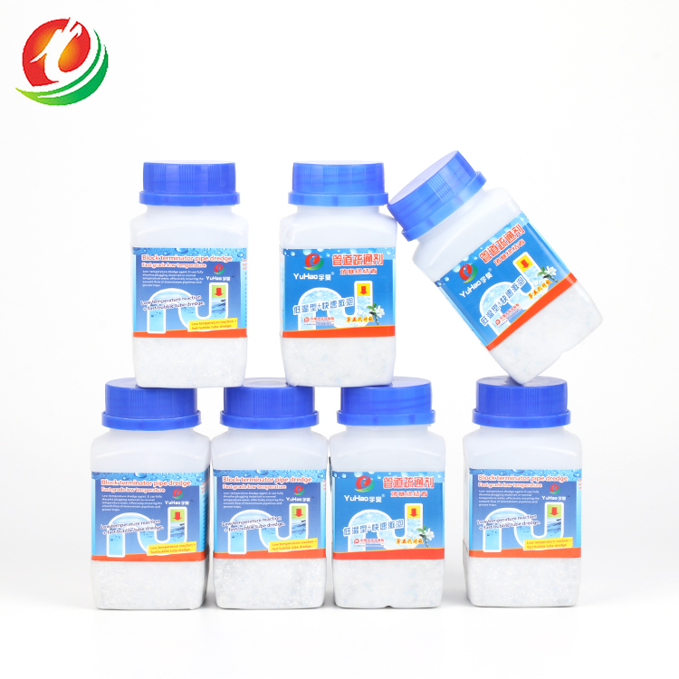 Deep Cleaning Toilet Drain Cleaner Pipeline Dredging Agent for Clogged Shower Drain