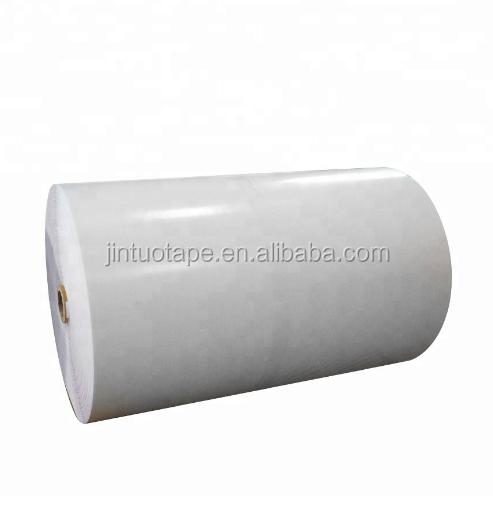 Double Sided Adhesive PE/PET/PVC/Tissue Tape Jumbo Roll