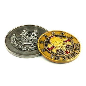 Hot selling custom high quality commemorative  coins