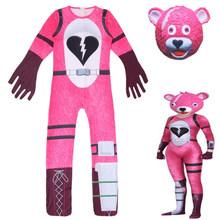 Fantasia Mardi Gras/комплект одежды для девочек, хит продаж 2020 года, сексуальный костюм комплект одежды для девочек «Битва Ройал», детские костюмы дл...(Китай)