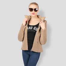 Женская куртка-парка на осень и зиму 2020, короткая одежда, зимнее пальто, женская куртка, тонкая теплая парка, YY6602 KJ2696(Китай)