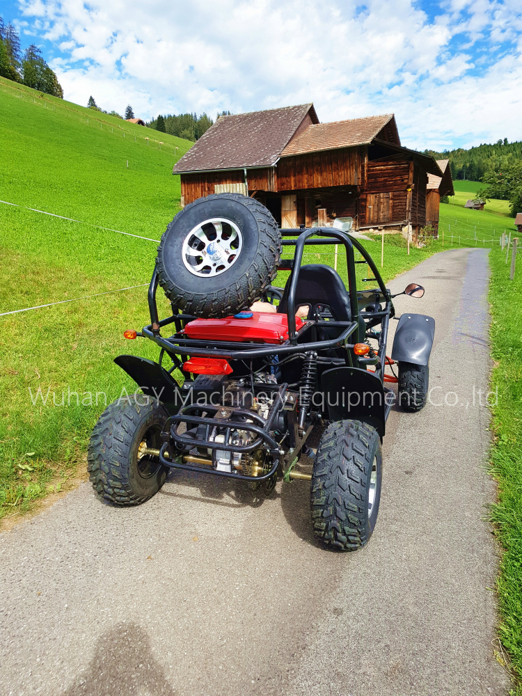 AGY certificated road legal dune buggy