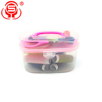 China supplies promotional portable custom sewing kit for travel home DIY