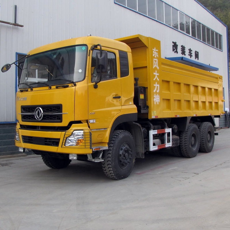 Dongfeng 6X4 Tipper 35 Ton Dump Truck Looking For Distributors In Africa