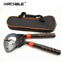XJ20 Steel wire rope hand Cable Cutters Swaging Rope Cutter