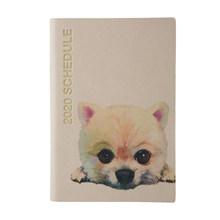 Еженедельник с календарем А6, дневник, ноутбук, школьные канцелярские принадлежности, журнал ежедневника, Notesbook Cute Cat Panda Dog, Прямая поставка, ...(Китай)
