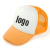 Cheap Advertising Custom 100% Polyester Sports Mesh Trucker Cap and Hat