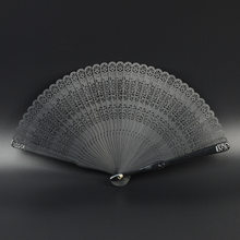 Китайский стиль Бамбуковый Складной вентилятор для мужчин и женщин, античный Hanfu cheongsam танцевальная группа вентилятор Ручной Вентилятор Ба...(Китай)