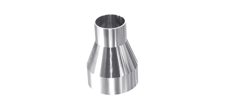 Donjoy Stainless Steel short socket weld concentric reducer pipe