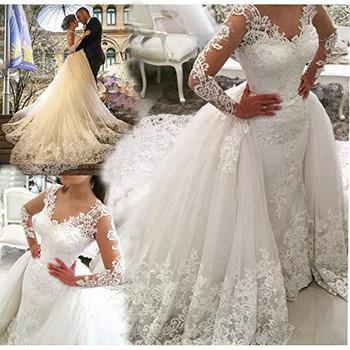 Sparkly Deep V Neck Long Sleeve Trumpet White Pakistani Wedding Dresses With Detachable Train Buy White Pakistani Wedding Dress Product On Alibaba Com,Wedding Venue Bridal Dressing Room