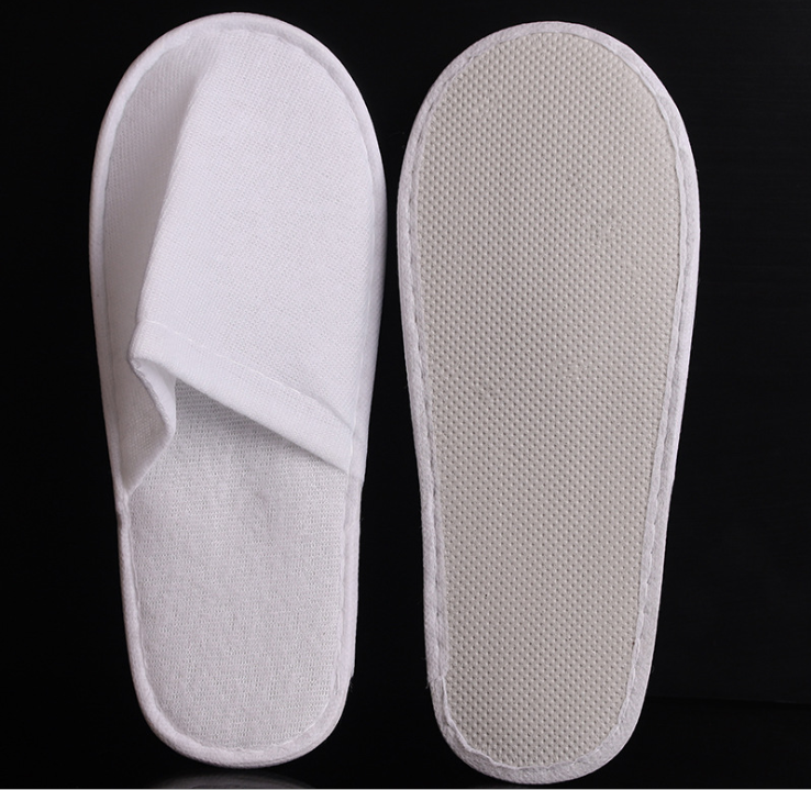 2020 hot selling 2020 hot selling nap cloth Hotel Slippers disposable personalized hotel slippers