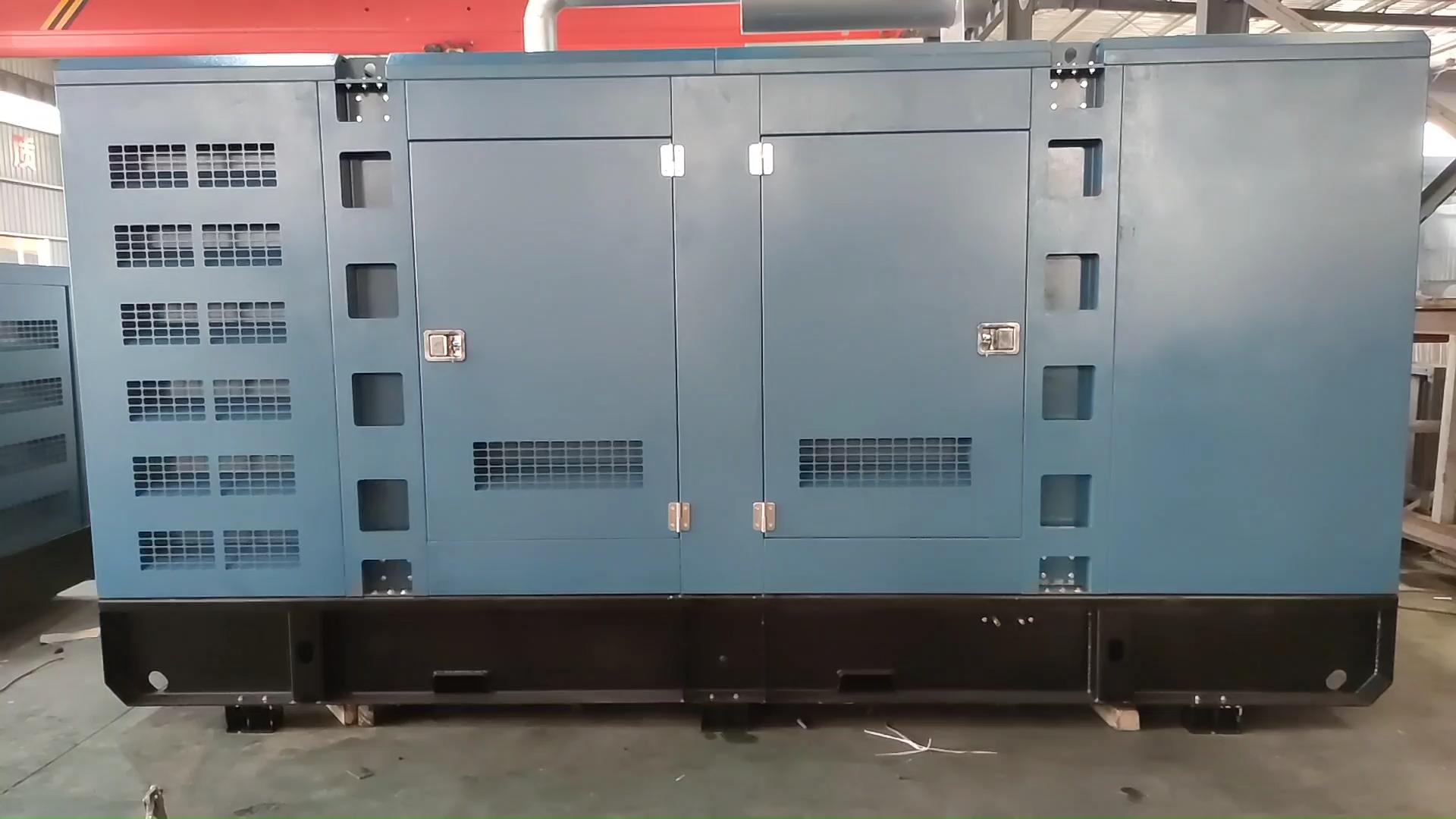 10kw untuk 1000kw Biogas Alami Generator 200kw Generator Gas Alam China Harga