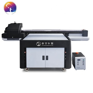 CF1016 Guangzhou Inkjet Printer Flatbed UV Digital Printing Machines In China