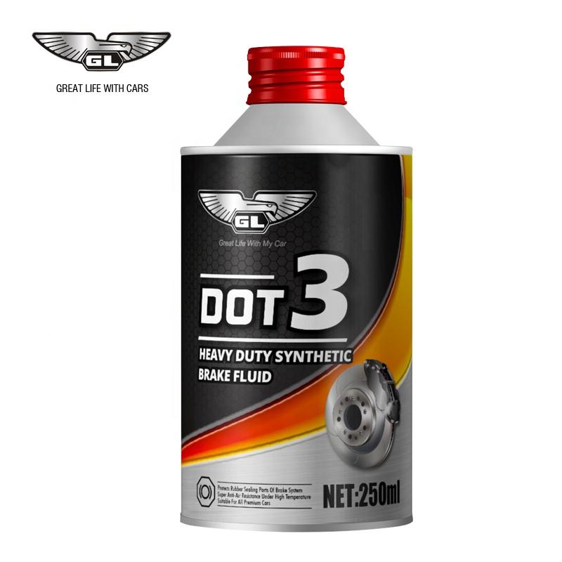 Synthetic Brake Fluid Oil 354ml High Duty hydraulic Brake Fluid