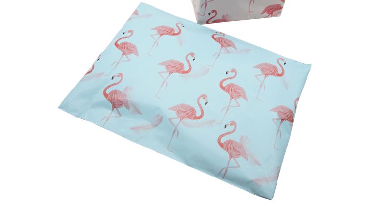 カスタムプラスチック郵送バッグ印刷ポリメーラーアパレル配送クーリエバッグ衣類