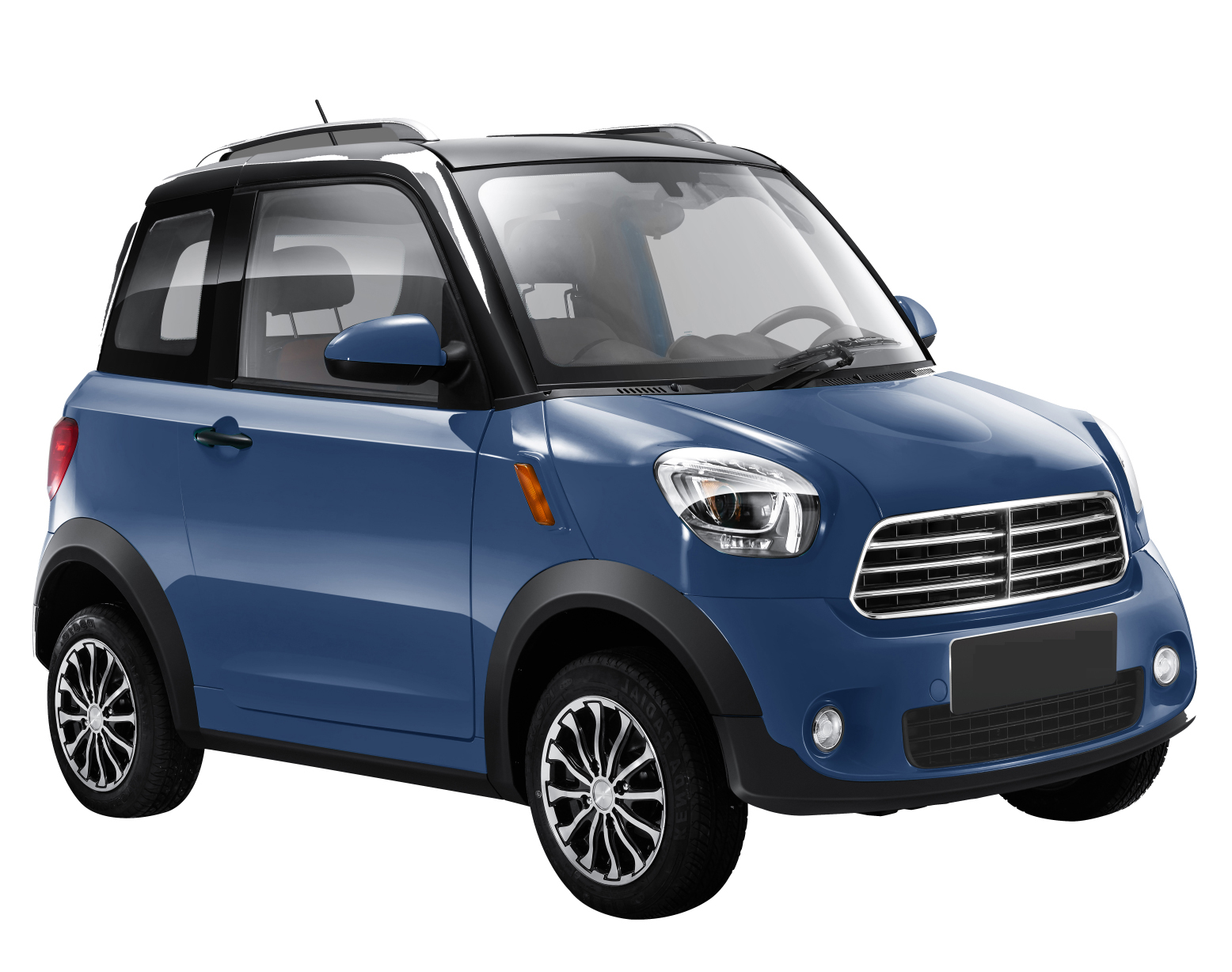 EBU 2020 Hot Sales Of Four-Seat 5-Door Cheap Electric Cars Made In China New+Cars