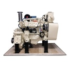 Water cooled 4 cylinder small power cummins 4BT marine engine