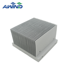 OEM/ODM aluminum skived fin heatsink with nice appearance