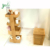 Wholesale 4 Tier 100% Natural Bamboo Wooden Caddy Storage Accessories Elegant  Shelf Bathroom With 4 Boxes