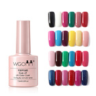 high quality pure color gel uv LED nail polish 108 colours Special for nail salon
