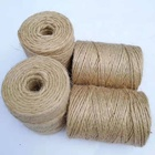 2019 hot selling colored twisted craft rope jute rope jute twine and waxed hemp twine cord